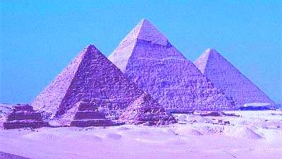 Building the Great Pyramid at Giza, the ultimate landmark of this world, would have required herculean strength and technology as well. Egypt was the primary beneficiary of Atlantean knowledge.