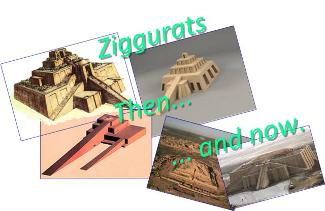 There's Hope for This Fragmented, Fractured, Fractious World Zigguratscollage1